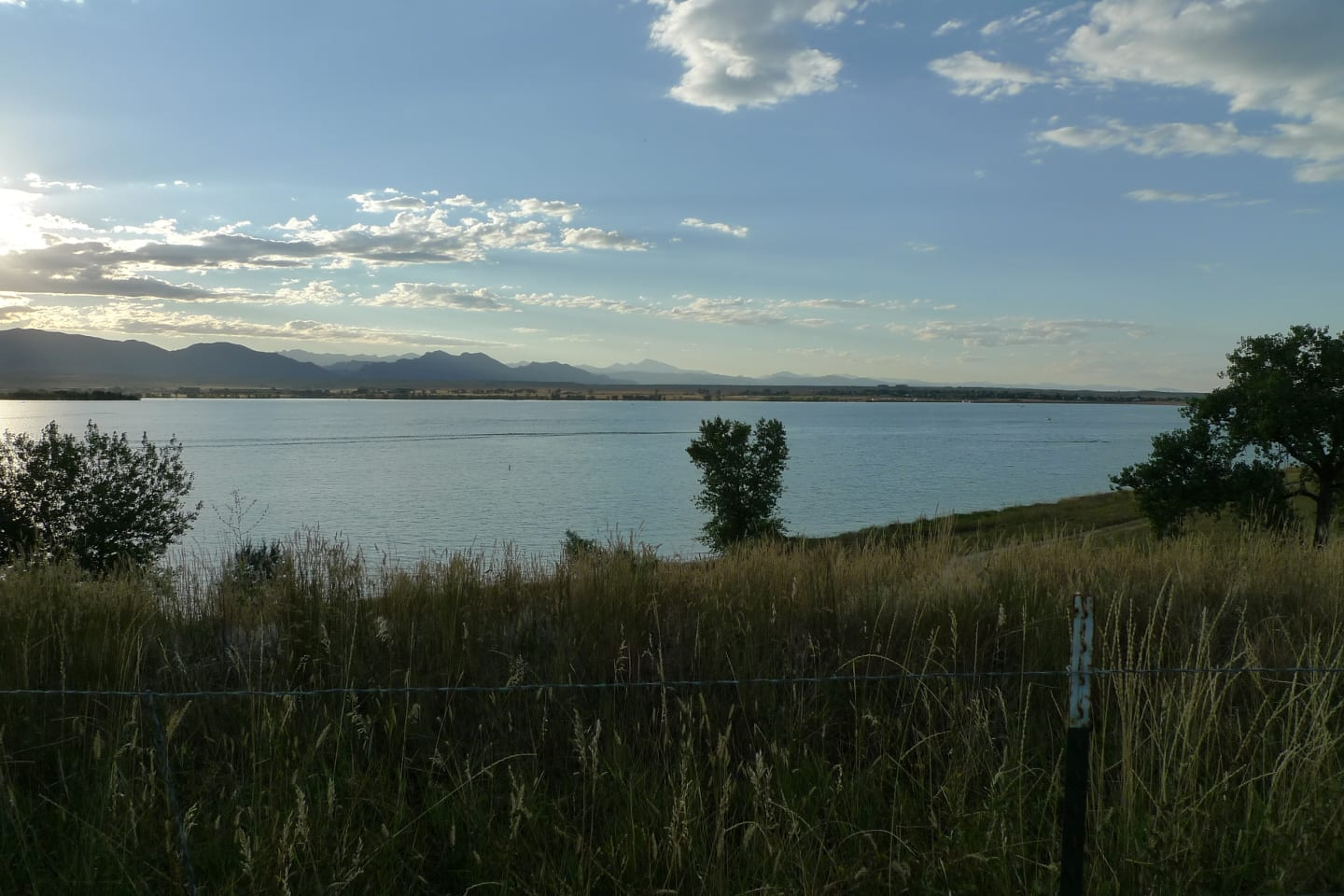 Standley Lake Biking Hiking Trail