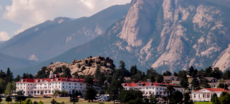 Stanley Hotel Resort Estes Park