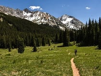 Maroon Bells-Snowmass Wilderness Area Aspen