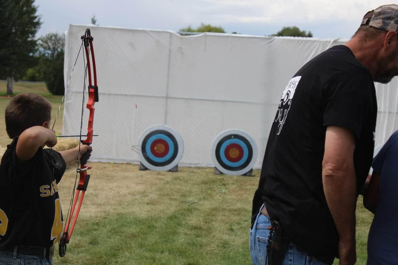 Colorado Potato Festival Monte Vista Archery