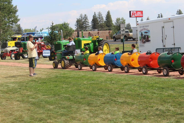 Colorado Potato Festival Monte Vista Train