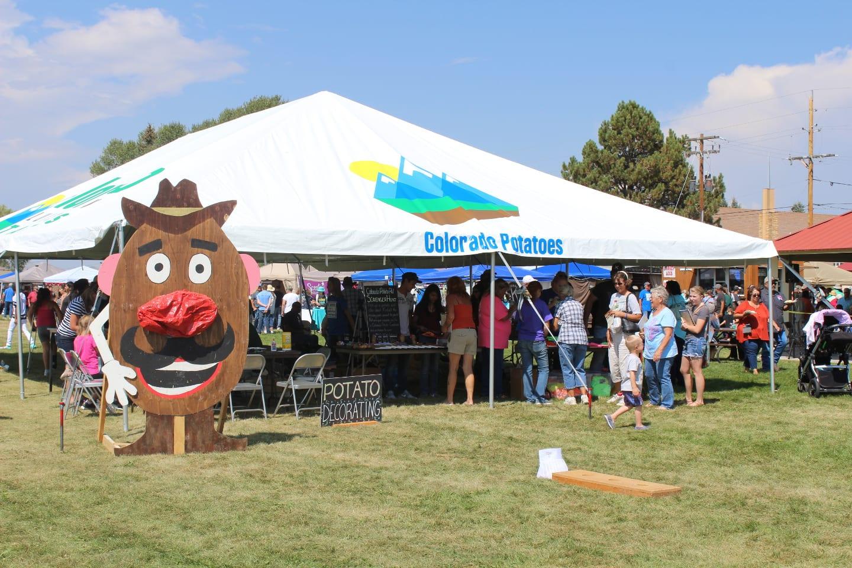 Colorado Potato Festival Monte Vista Colorado