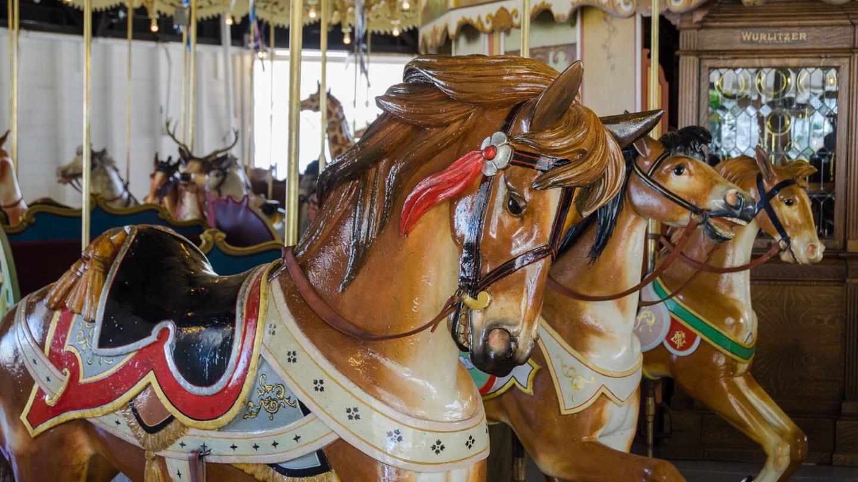 Kit Carson County Carousel Burlington CO