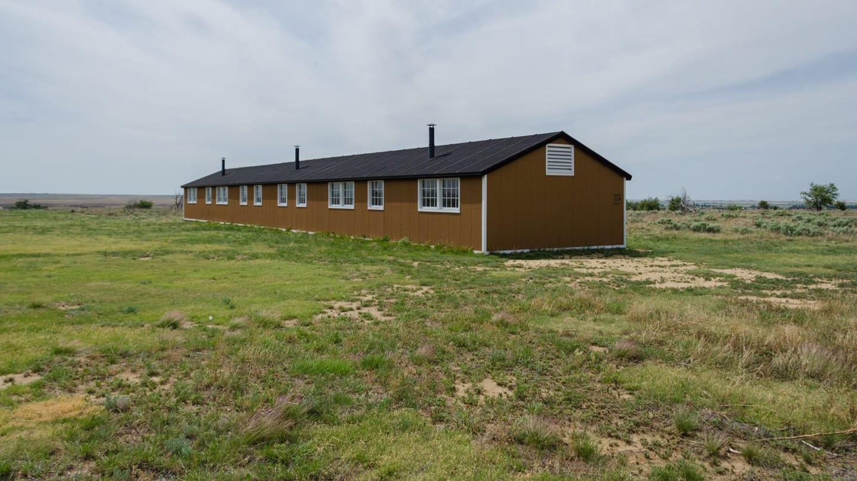 Amache Japanese-American Relocation Center Granada CO