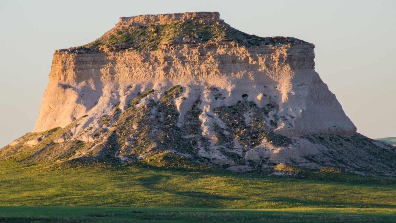 Pawnee National Grasslands Pawnee Buttes Trail Colorado