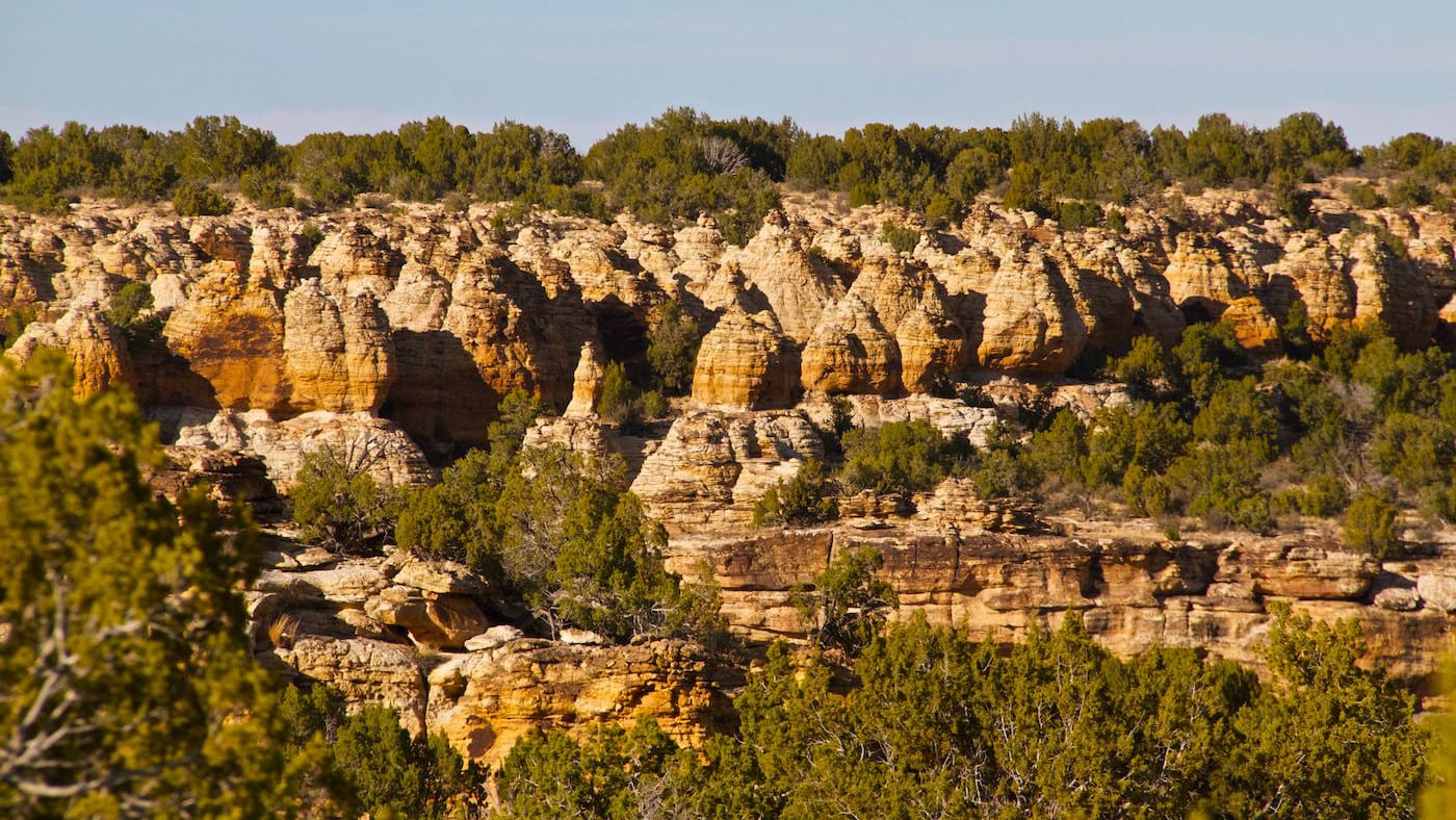 Picketwire Canyonlands Hoodoos