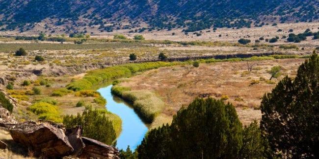 Picketwire Canyonlands Purgatoire River