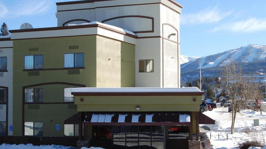 Best Western Alpenglo Lodge Winter Park