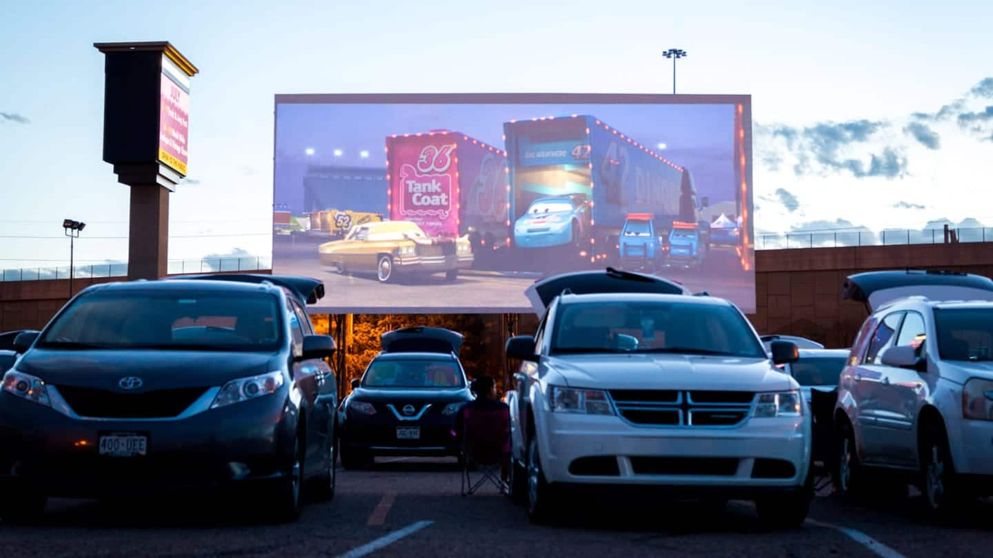 Denver Mart Drive-In Movie Theatre