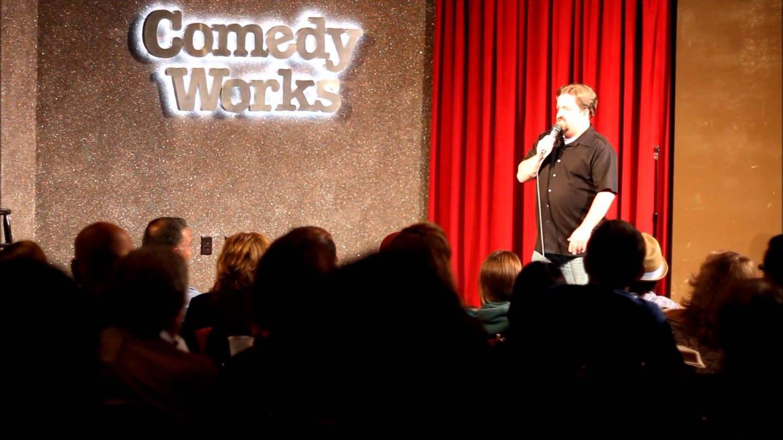 Comedy Works Standup Comedian Denver