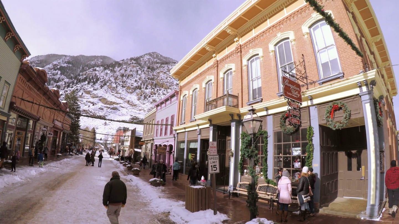 Georgetown Colorado Christmas Market