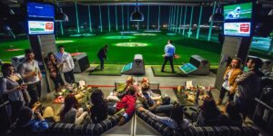 Topgolf Indoor Outdoor Driving Range Colorado