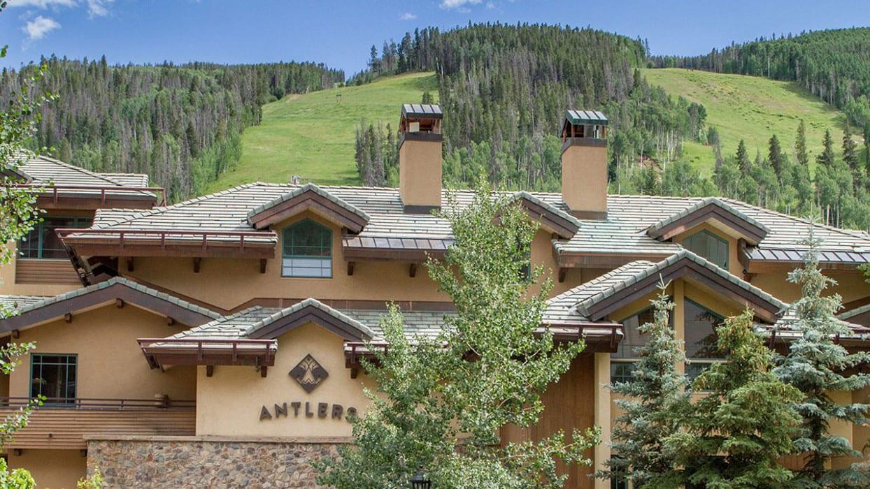 Antlers at Vail Hotel Summer Ski Resort