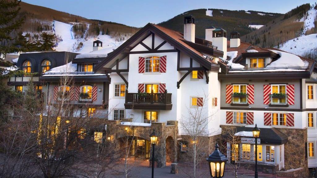 Austria Haus Hotel Vail Exterior
