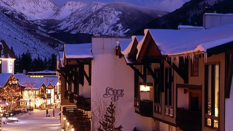 Lodge at Vail Exterior Winter