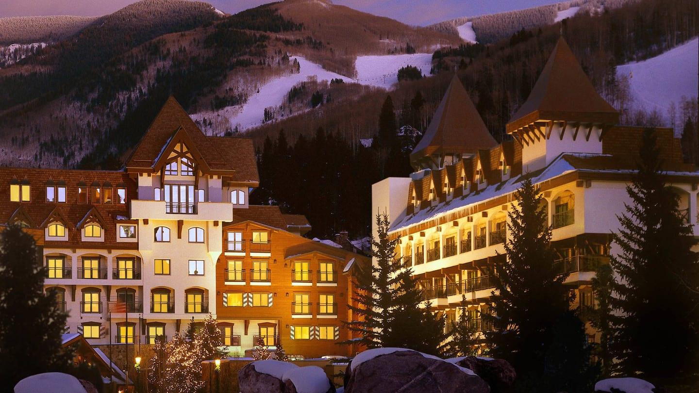 Marriott Mountain Resort Vail Colorado