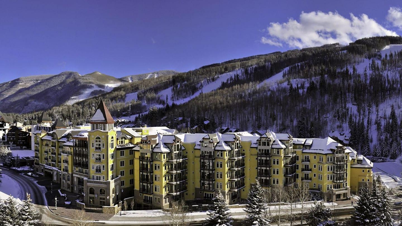Ritz Residences Vail Colorado Exterior Winter