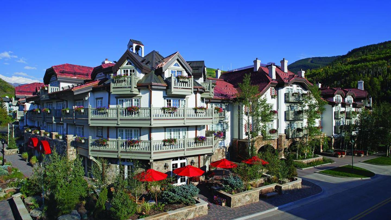 Sonnenalp Hotel Vail Exterior