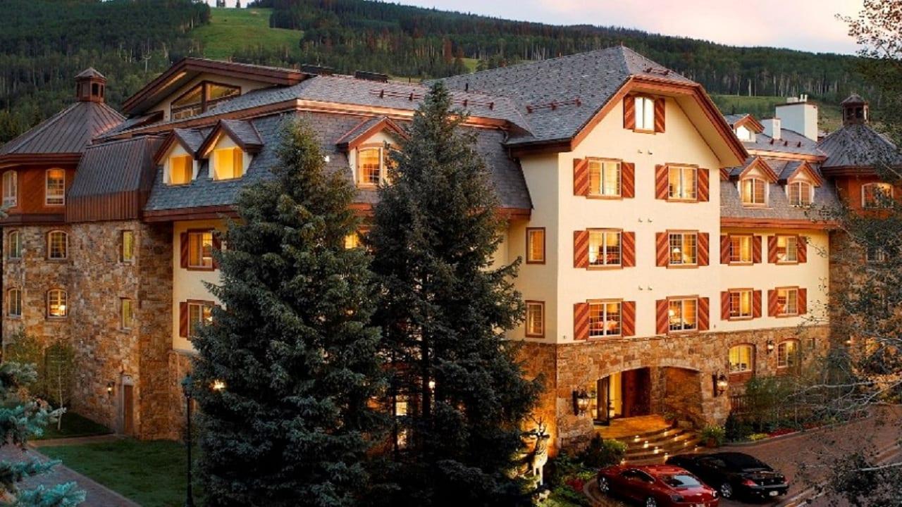 Tivoli Lodge Vail Exterior