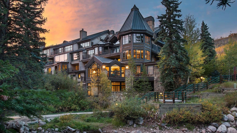 Vail Mountain Lodge Colorado