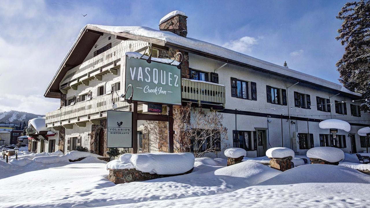 Vasquez Creek Inn Winter park