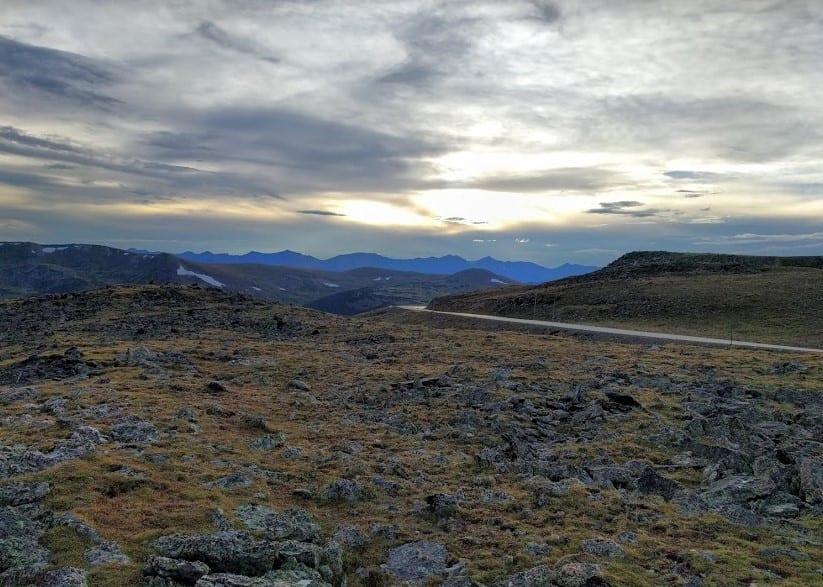 Visit Colorado Fall Mountain Landscape