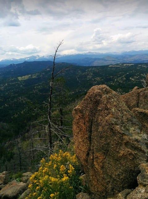 Visit Colorado Spring Mountain Overlook