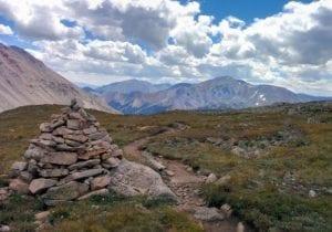 Visit Colorado Summer Hiking Rock Tower
