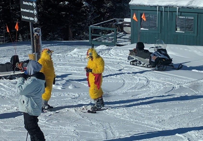 Visit Colorado Winter Ski Resort