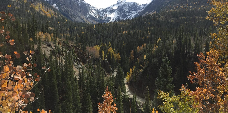Million Dollar Highway Scenic Drive Southwest Colorado