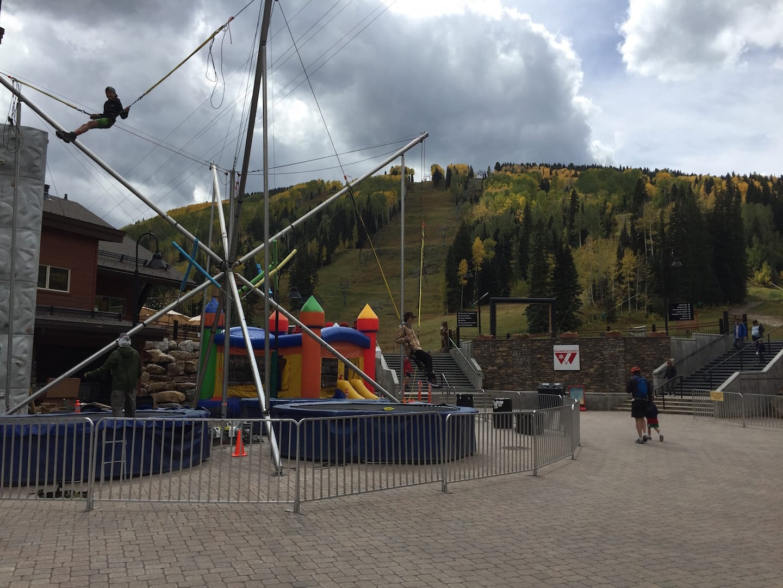 Purgatory Mountain Resort Fall Colors Durango