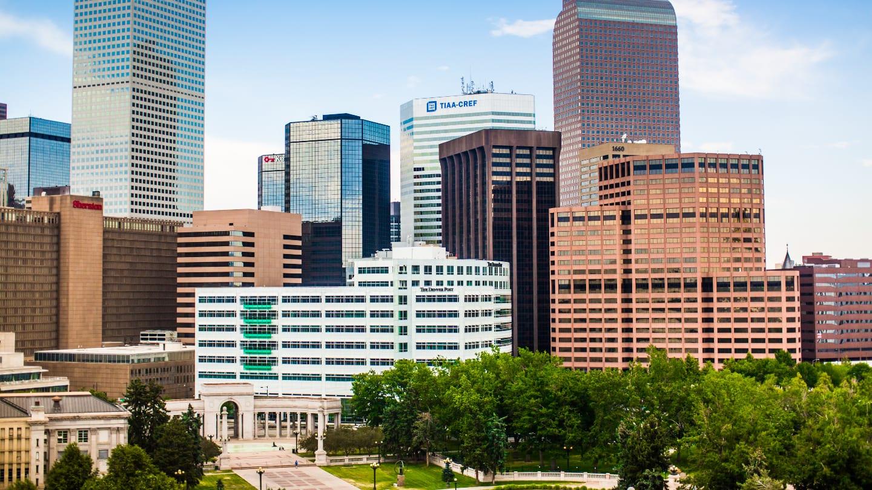 Colorado Clean Downtown Denver