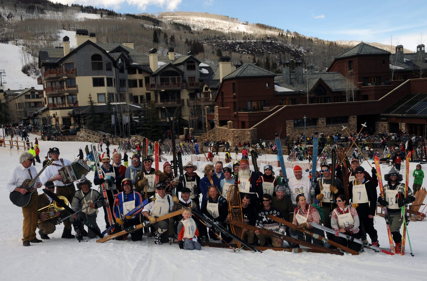 Beaver Creek Ski Resort Village Racing Group