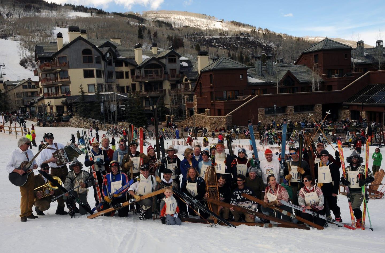 Beaver Creek Ski Resort Village Racing Group