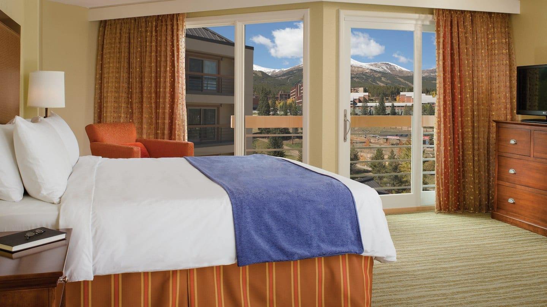 Breckenridge Hotel Room Mountain Valley Lodge