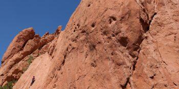 Best Rock Climbing Colorado Garden Of The Gods