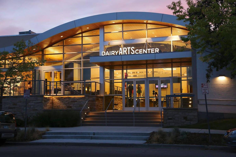 Boulder Date Idea Dairy Arts Center