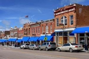 Historic Downtown Cripple Creek Bronco Billy's
