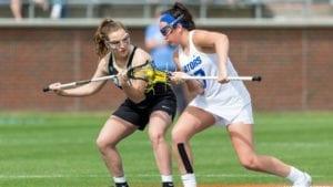 College Student Athletes Lacrosse Colorado vs Florida