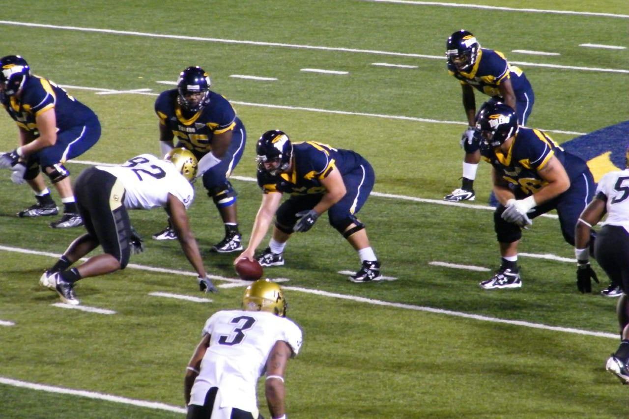 College Student Athletes CU Buffaloes Vs Ohio Toledo