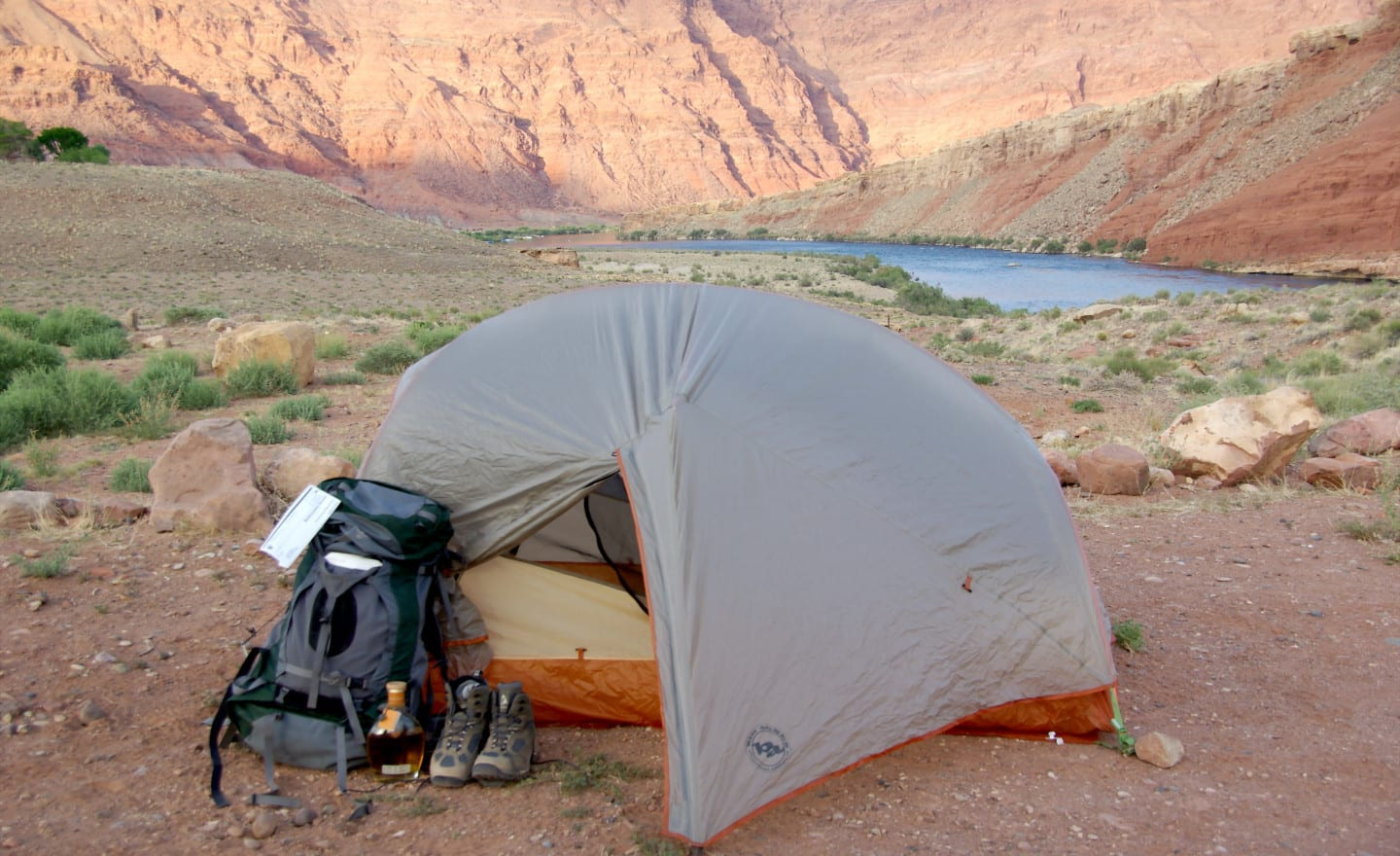 Colorado Trip Packing Checklist Camping Tent