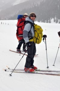 Colorado Trip Packing Checklist Winter Skier Backpack