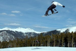 Colorado Trip Planner Winter Keystone Ski Resort Snowboarder