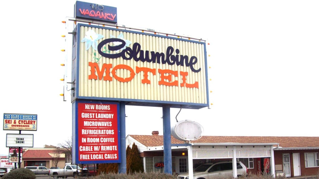 Columbine Motel Grand Junction CO