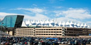 Denver Airport Parking Lots Economy and Garages