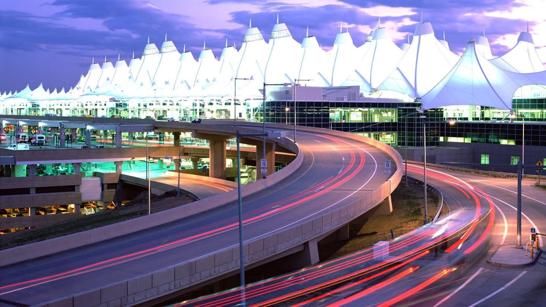 Denver International Airport Parking Garages
