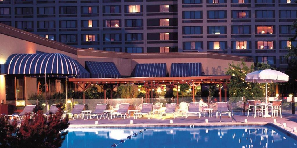 Grand Junction Best Hotels DoubleTree Pool