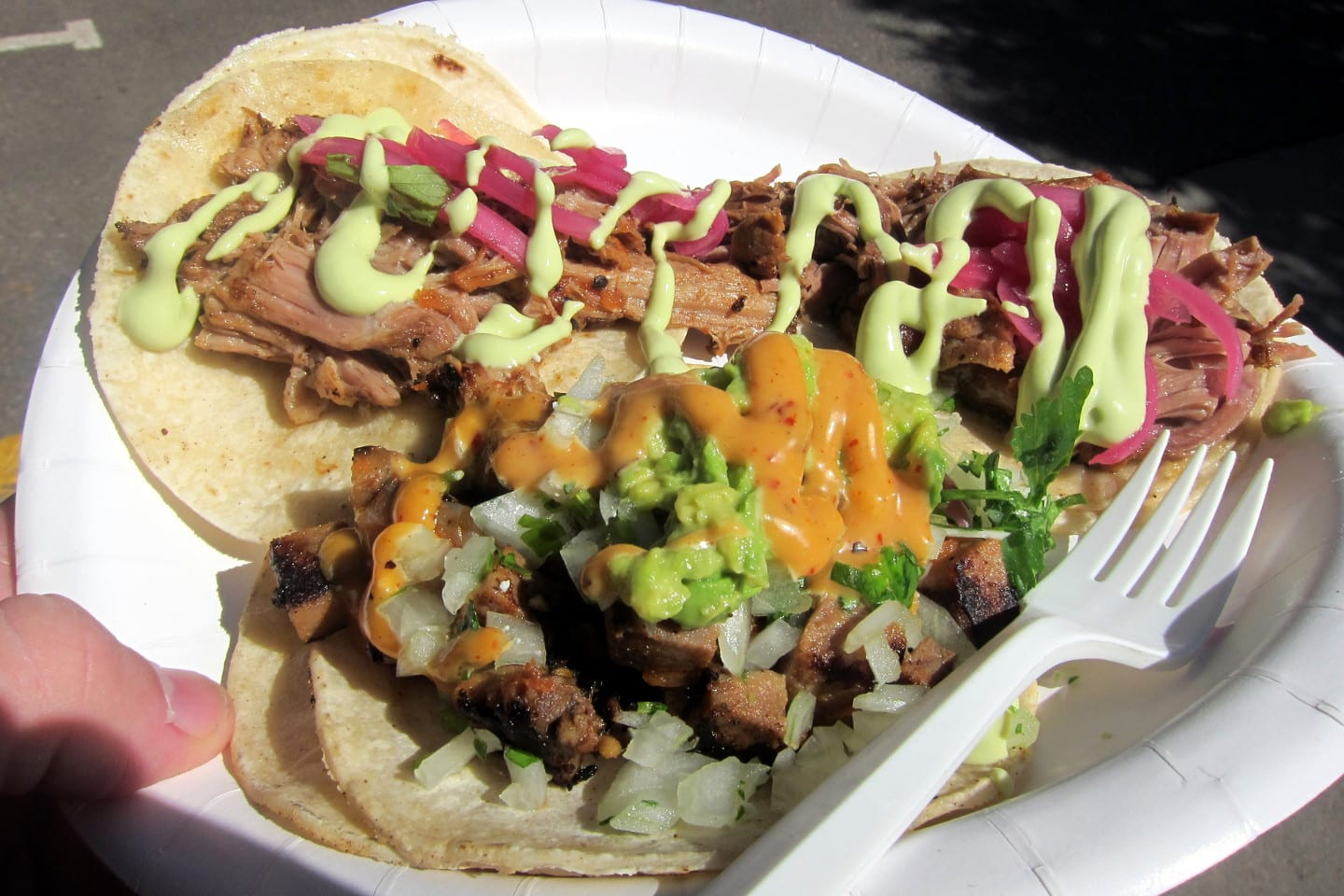 Old South Pearl Farmers Market Denver Street Tacos