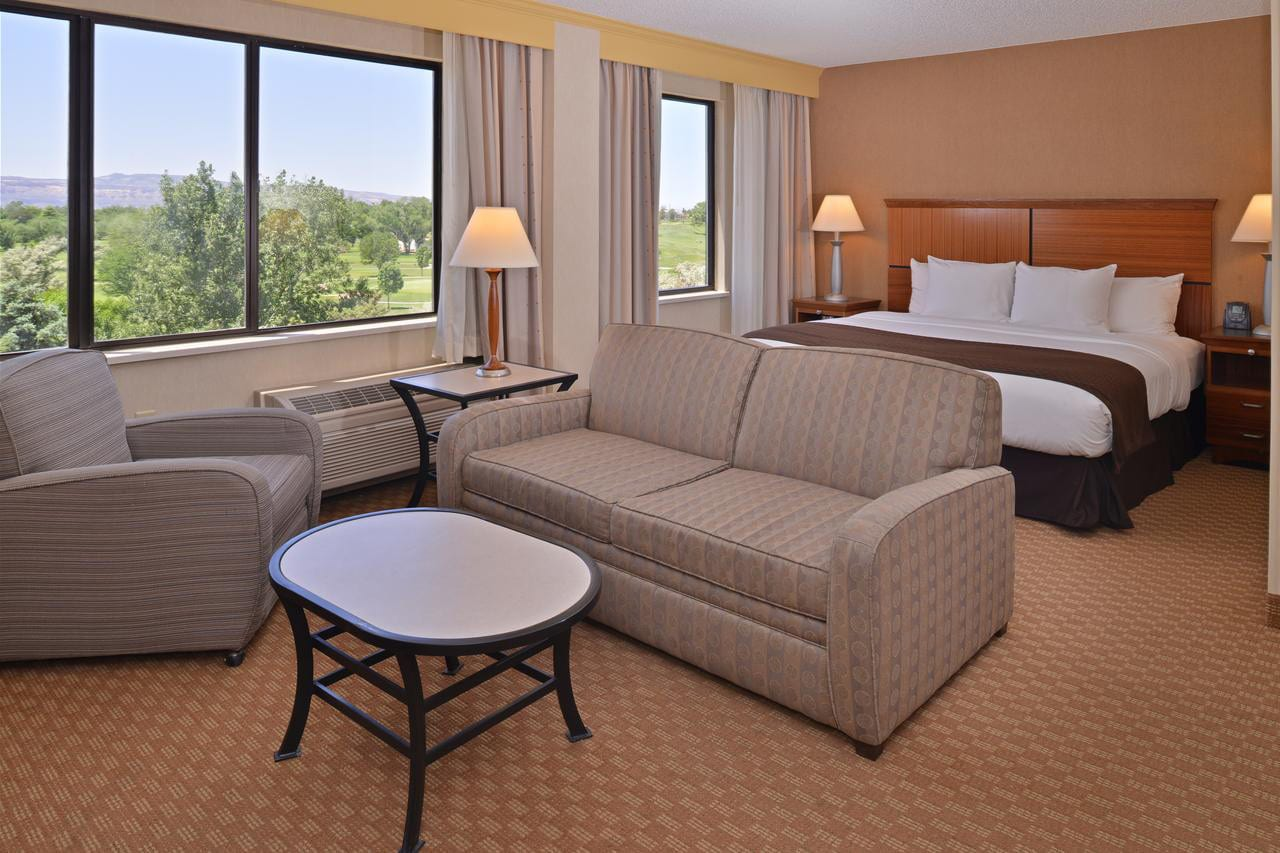 Grand Junction CO Best Hotels DoubleTree Room
