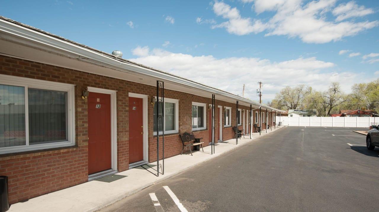 Grand Junction Palomino Inn CO